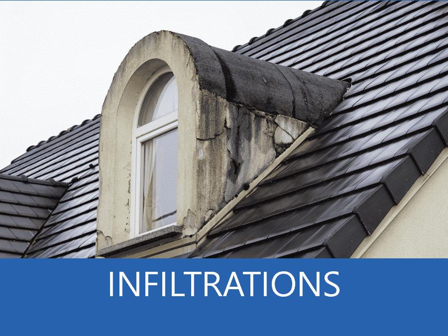 infiltration 14, expert infiltration Caen, expertise infiltration d'eau Calvados, expert problème d'infiltration Lisieux,