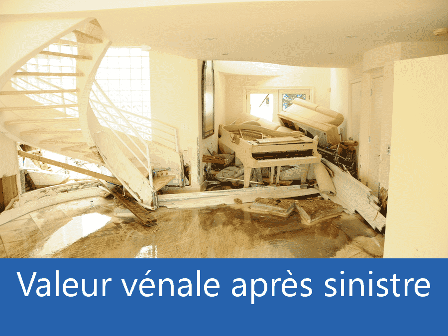 Valeur vénale après sinistre 14 Calvados Caen
